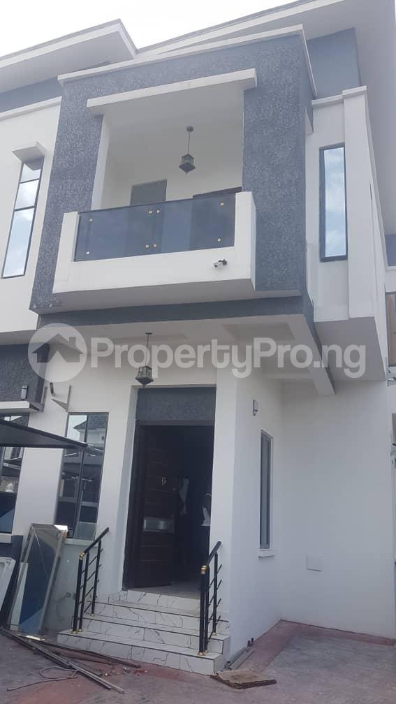4 bedroom Detached Duplex House for rent Bera Estate Chevron Lekki chevron Lekki Lagos - 0