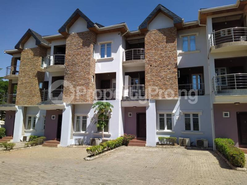 4 bedroom Massionette for rent Utako Abuja - 0