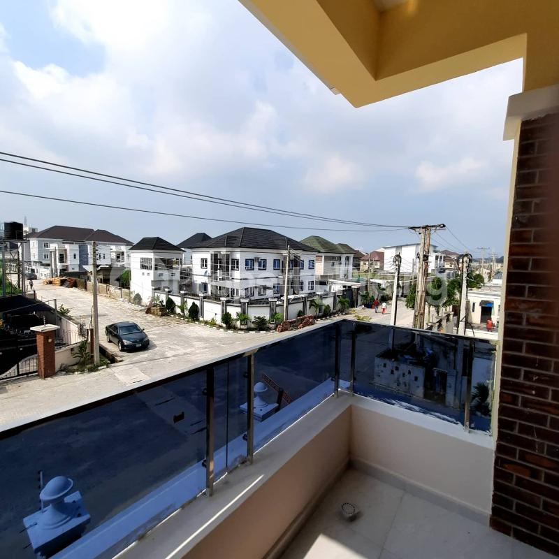 4 bedroom Semi Detached Duplex for sale Alternative Road Chevron Lekki Lagos State Nigeria chevron Lekki Lagos - 10