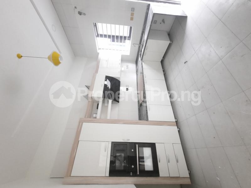 4 bedroom Semi Detached Duplex for sale Orchid Road Chevron Lekki Lagos State Nigeria chevron Lekki Lagos - 3