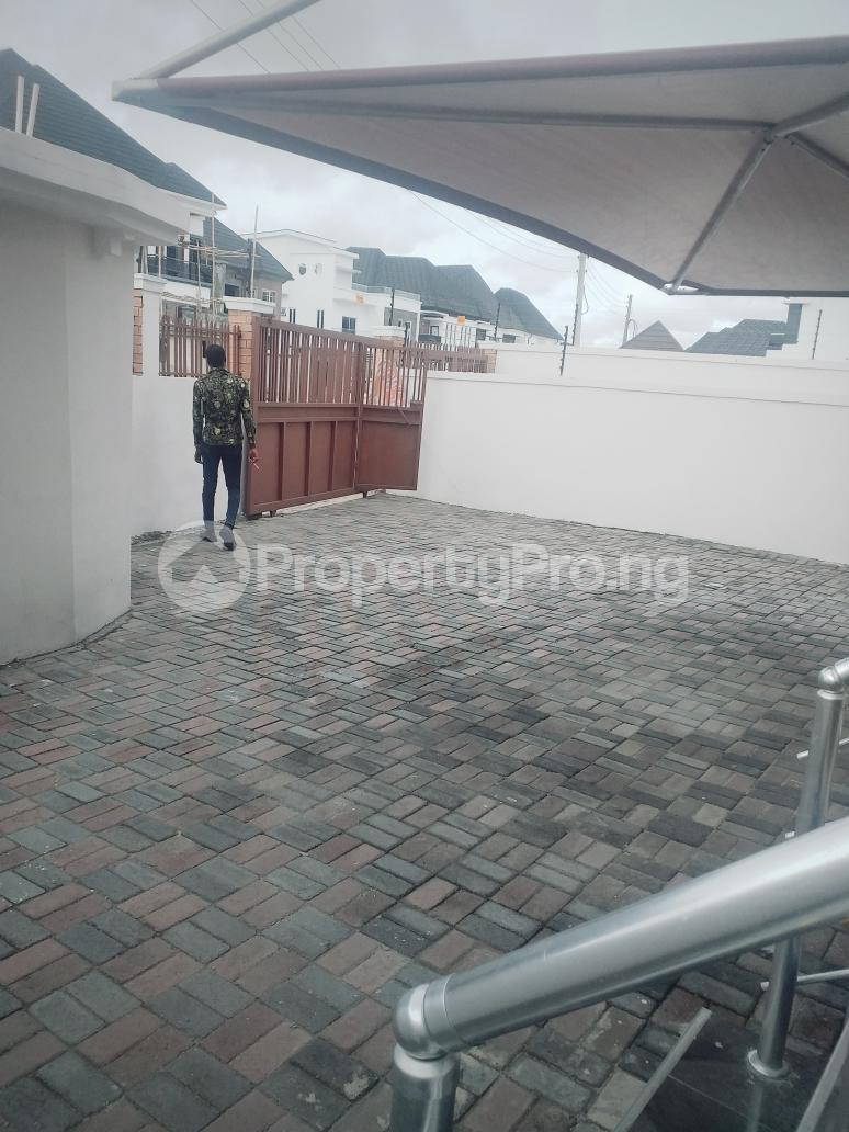 4 bedroom Detached Duplex for sale Oral Estate Chevron Lekki Lagos State Nigeria. chevron Lekki Lagos - 2
