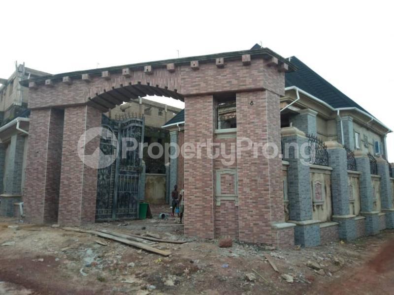 5 bedroom Detached Duplex for sale Another Level By Nike Lake Hotel After T Junction , Enugu State. Enugu Enugu - 0