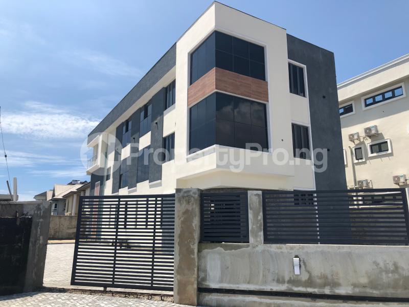 Detached Duplex House for rent T.F. Kuboye Road  Lekki Phase 1 Lekki Lagos - 1