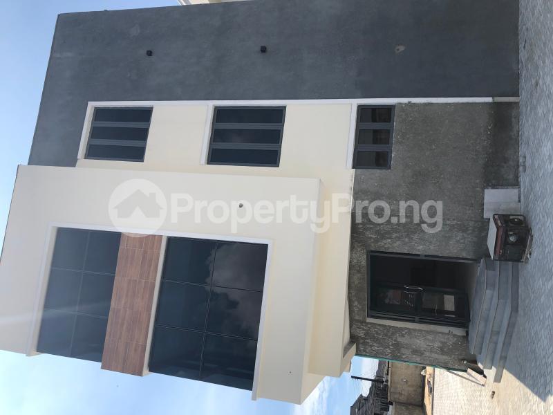 Detached Duplex House for rent T.F. Kuboye Road  Lekki Phase 1 Lekki Lagos - 4