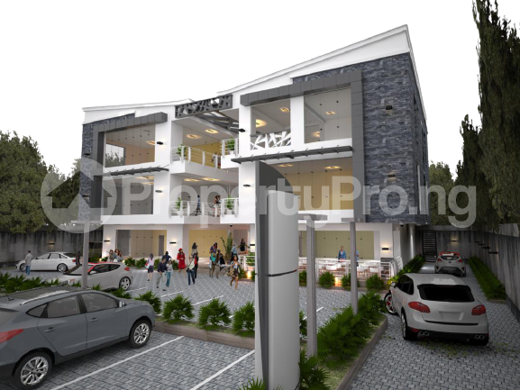Shop in a Mall Commercial Property for sale Oriwu street, by petrocam, lekki right, lekki phase 1 Lekki Phase 1 Lekki Lagos - 4