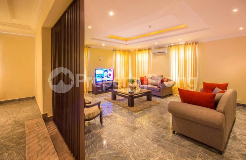5 bedroom Semi Detached Duplex for sale Asokoro Thomas estate Ajah Abuja - 1