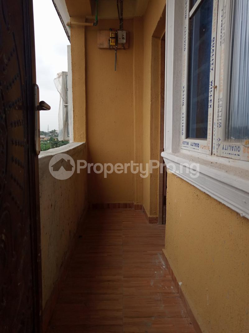 2 bedroom Mini flat for rent Ebute Metta Adekunle Yaba Lagos - 1