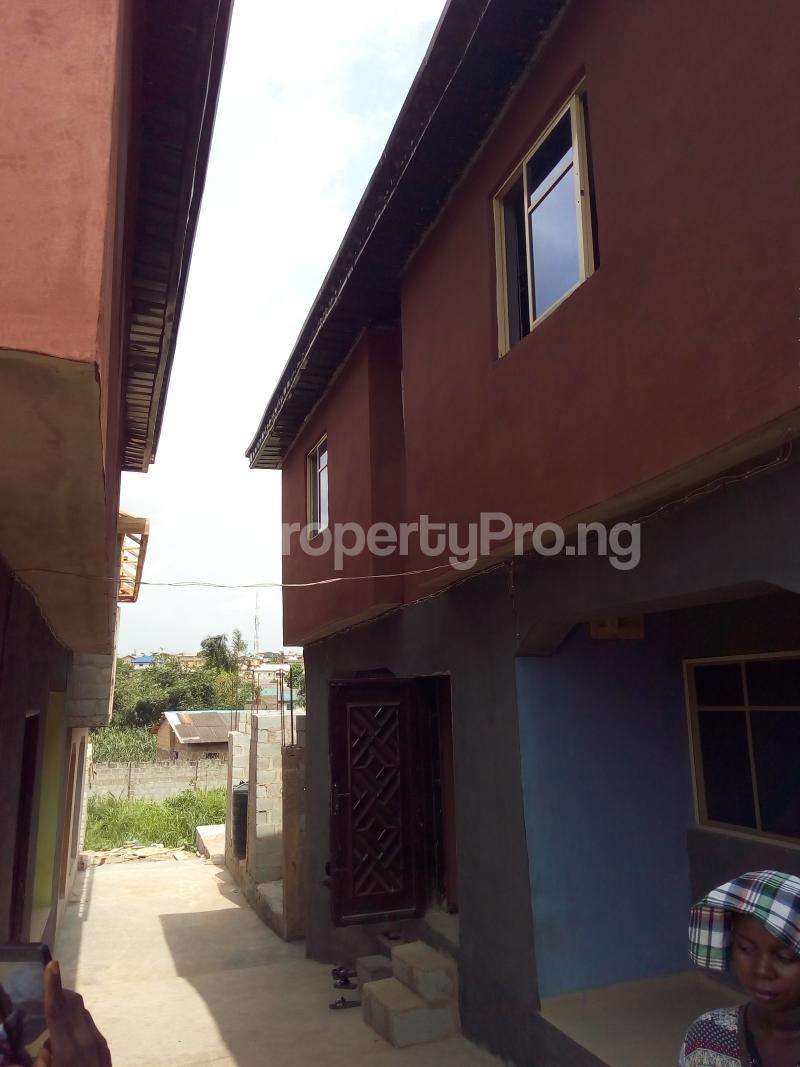 1 bedroom mini flat  Mini flat Flat / Apartment for rent Command road Abule Egba Abule Egba Lagos - 0