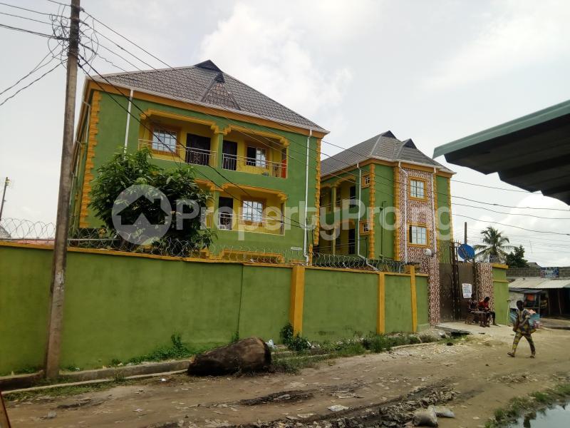 1 bedroom mini flat  Mini flat Flat / Apartment for rent Igboelerin Okoko Ojo Lagos - 0