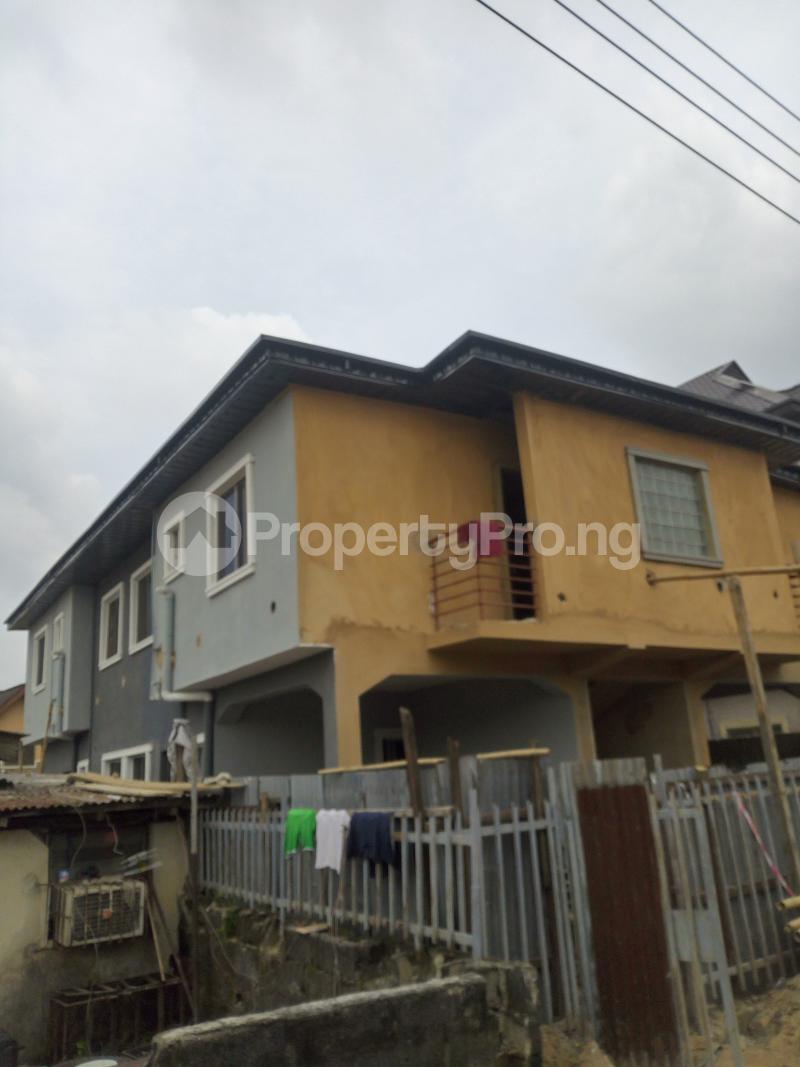 1 bedroom mini flat  Mini flat Flat / Apartment for rent Obanikoro Shomolu Lagos - 0