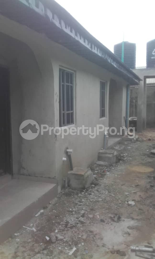 1 bedroom mini flat  Mini flat Flat / Apartment for rent ebute ibeshe road Ebute Ikorodu Lagos - 2