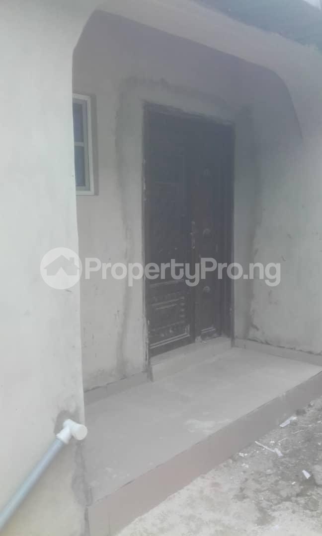 1 bedroom mini flat  Mini flat Flat / Apartment for rent ebute ibeshe road Ebute Ikorodu Lagos - 1