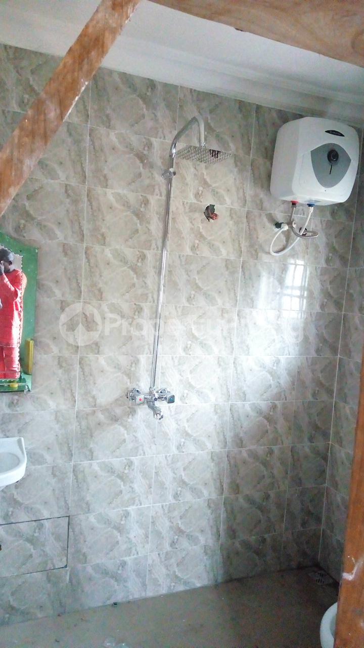 1 bedroom mini flat  Mini flat Flat / Apartment for rent Off Alake bus stop; Idimu Egbe/Idimu Lagos - 6