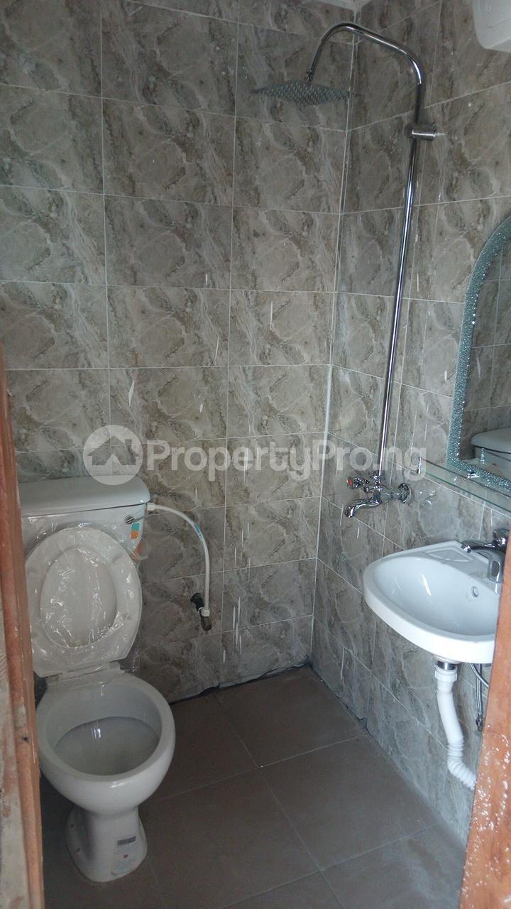 1 bedroom mini flat  Mini flat Flat / Apartment for rent Off Alake bus stop; Idimu Egbe/Idimu Lagos - 5