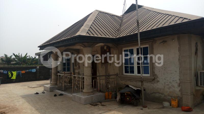1 bedroom mini flat  Mini flat Flat / Apartment for rent Off Alake bus stop; Idimu Egbe/Idimu Lagos - 1