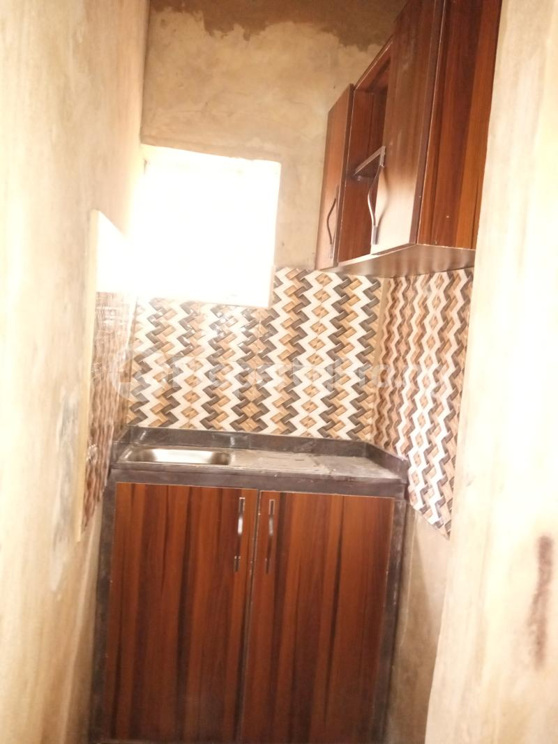 1 bedroom mini flat  Self Contain Flat / Apartment for rent Agboyi road Alapere Ketu Alapere Kosofe/Ikosi Lagos - 1