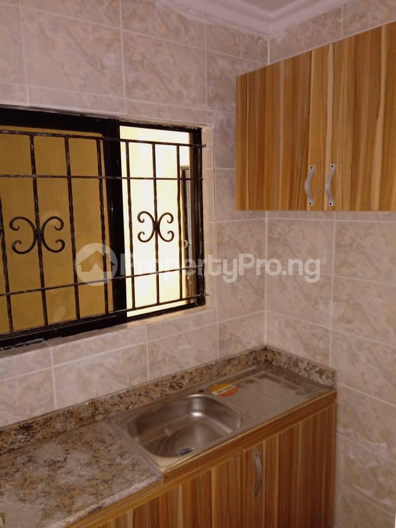 1 bedroom mini flat  Mini flat Flat / Apartment for rent Cement Cement Agege Lagos - 4