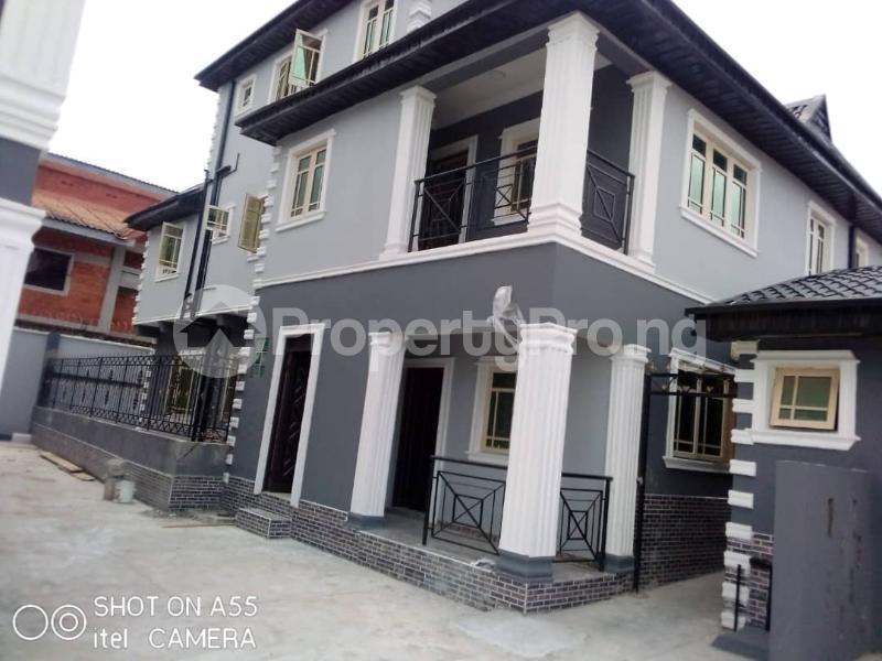 1 bedroom Flat / Apartment for rent Gowon Estate Egbeda Lagos State Egbeda Alimosho Lagos - 0