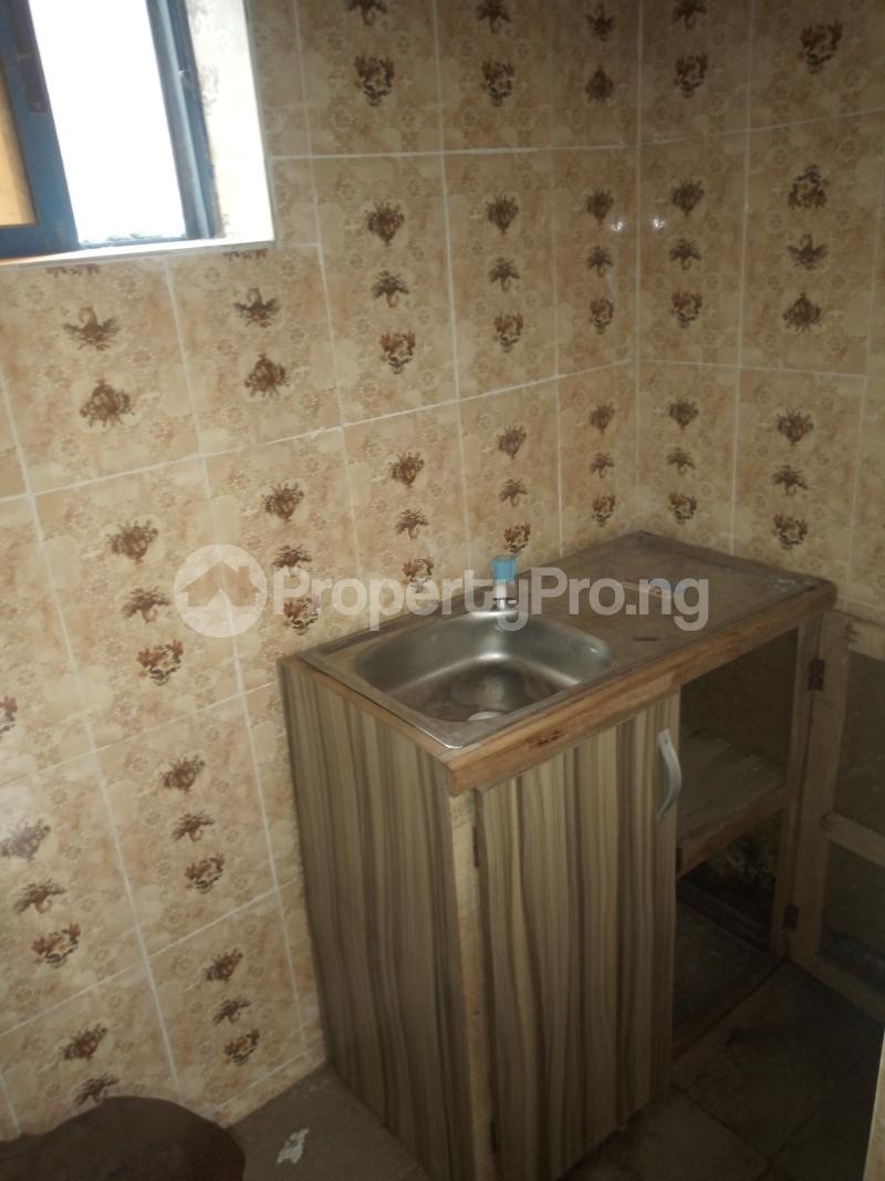 1 bedroom mini flat  Mini flat Flat / Apartment for rent By car wash bus stop, oworo Kosofe Kosofe/Ikosi Lagos - 2