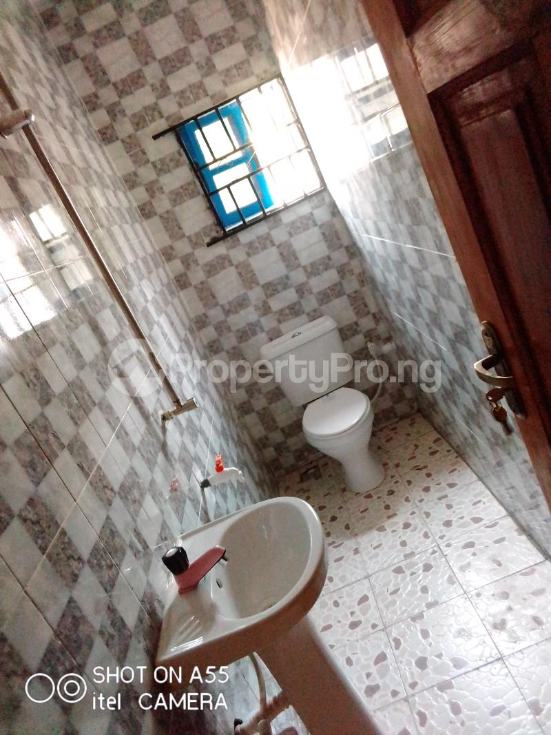 1 bedroom Blocks of Flats for rent Close To Abbot Secondary School Ayobo Ipaja Lagos - 9