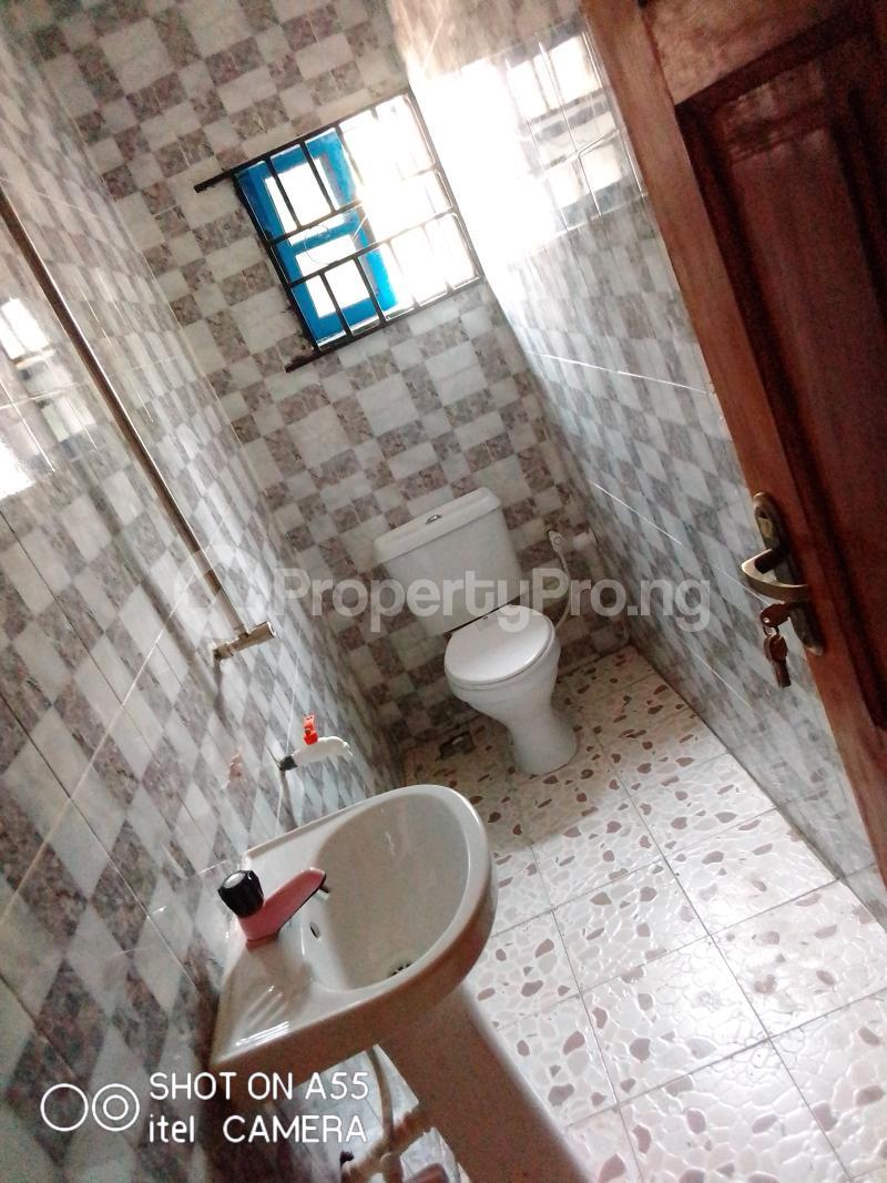 1 bedroom Blocks of Flats for rent Close To Abbot Secondary School Ayobo Ipaja Lagos - 10