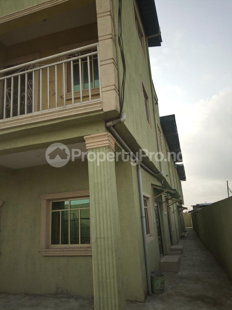 1 bedroom mini flat  Mini flat Flat / Apartment for rent By car wash bus stop Oworo Kosofe Kosofe/Ikosi Lagos - 6