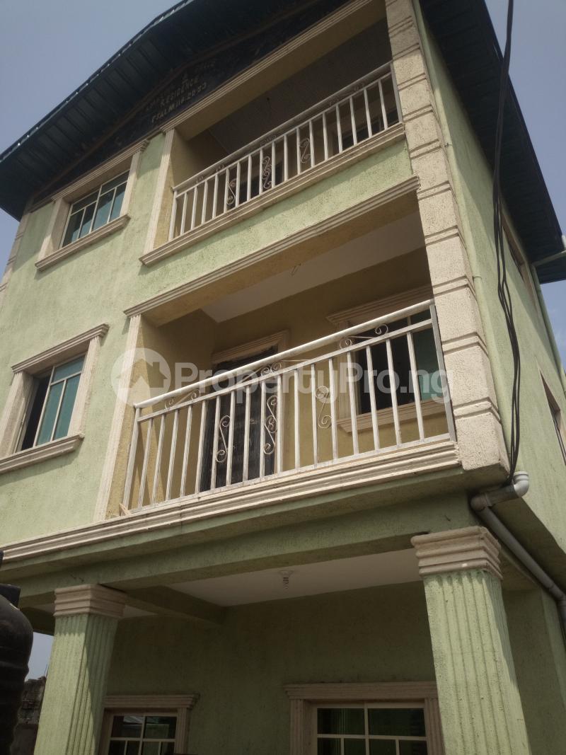 1 bedroom mini flat  Mini flat Flat / Apartment for rent By car wash bus stop Oworo Kosofe Kosofe/Ikosi Lagos - 1