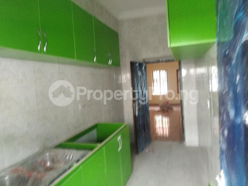 1 bedroom mini flat  Mini flat Flat / Apartment for rent Greenfield estate Ago palace Okota Lagos - 0