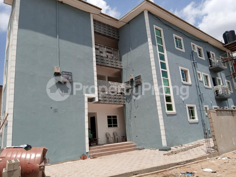 1 bedroom Mini flat for rent Off Alapere Estate Road. Ketu Lagos - 0