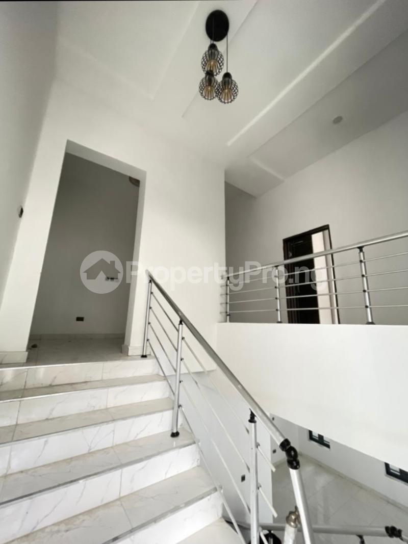 4 bedroom Detached Duplex House for sale Chevron Lekki Lagos State. chevron Lekki Lagos - 4
