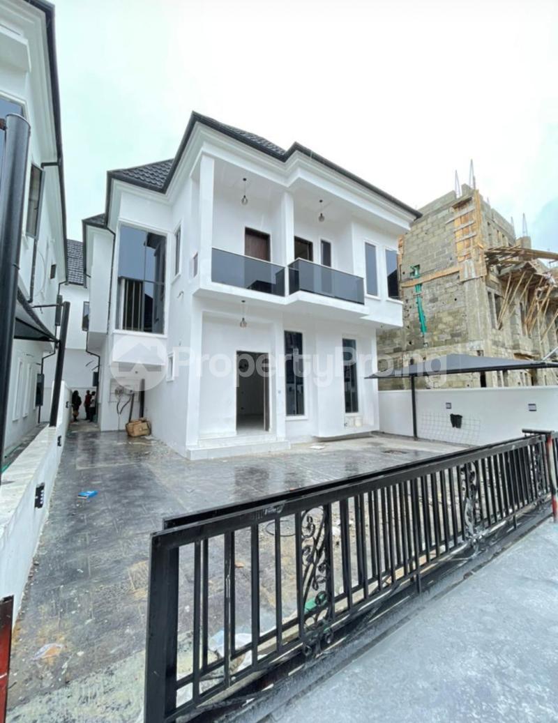 4 bedroom Detached Duplex House for sale Chevron Lekki Lagos State. chevron Lekki Lagos - 0