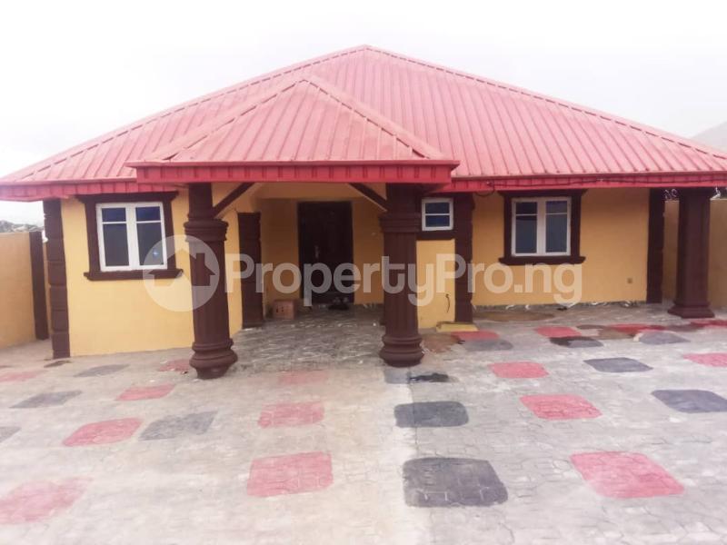 4 bedroom Detached Bungalow for rent Idi Riki Off Liberty Academy Akala Express Ibadan Oyo - 1