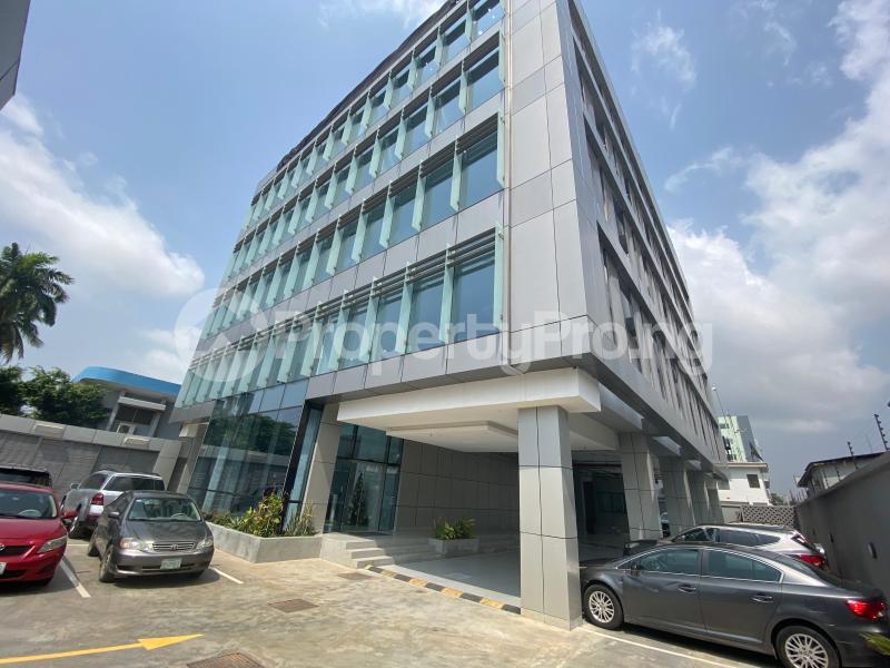 Office Space for rent Ademola Adetokunbo Victoria Island Lagos - 6