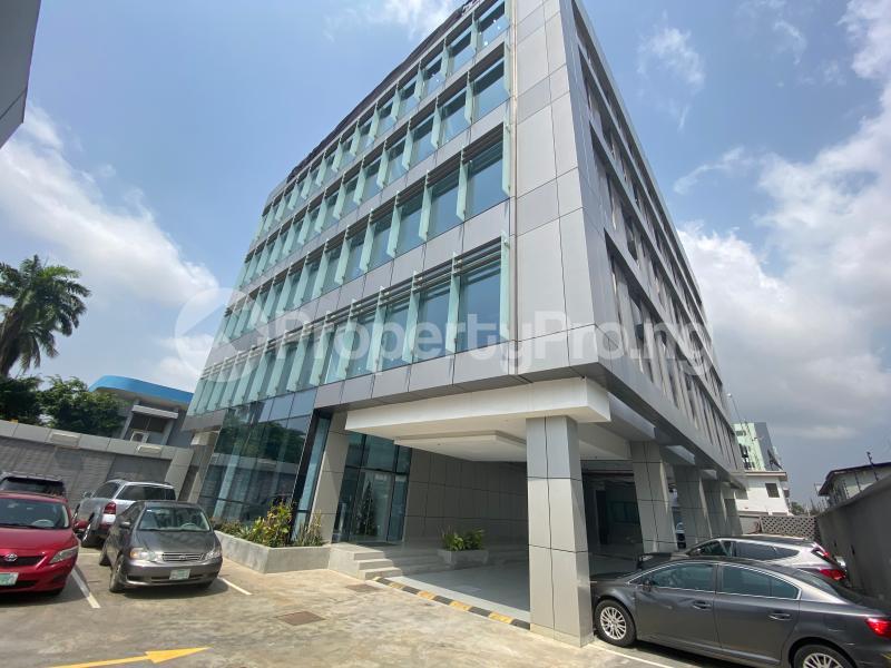 Office Space for rent Ademola Adetokunbo Victoria Island Lagos - 4