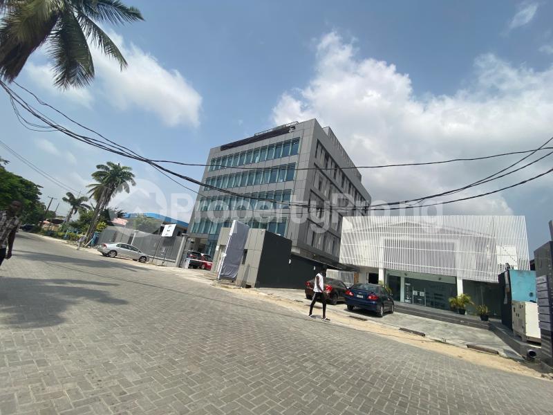 Office Space for rent Ademola Adetokunbo Victoria Island Lagos - 1