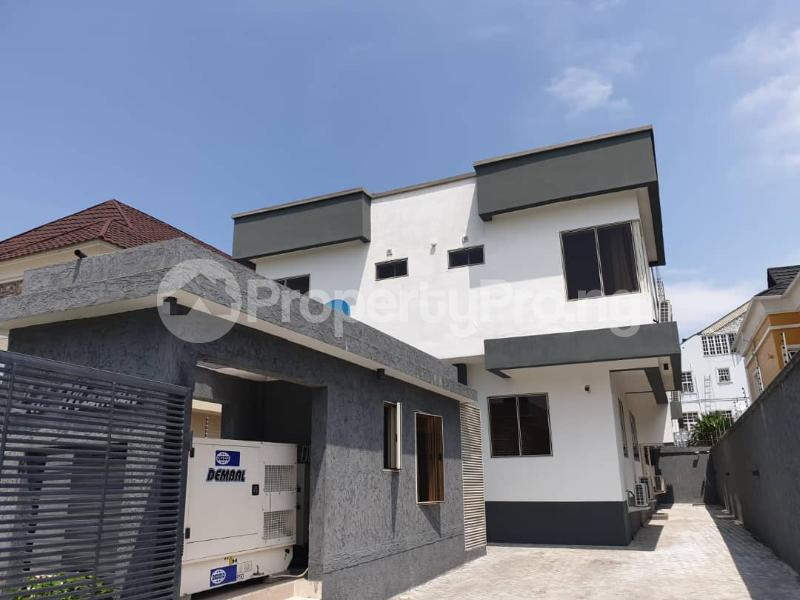 1 bedroom mini flat  Mini flat Flat / Apartment for rent Jeremiah Ugwu Lekki Phase 1 Lekki Lagos - 1