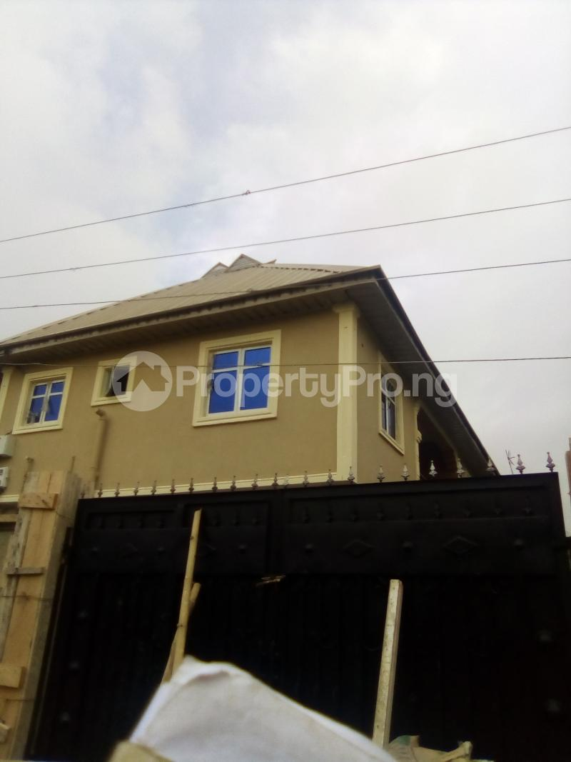 1 bedroom mini flat  Self Contain Flat / Apartment for rent Off Anthony obey st Airport Road Oshodi Lagos - 0