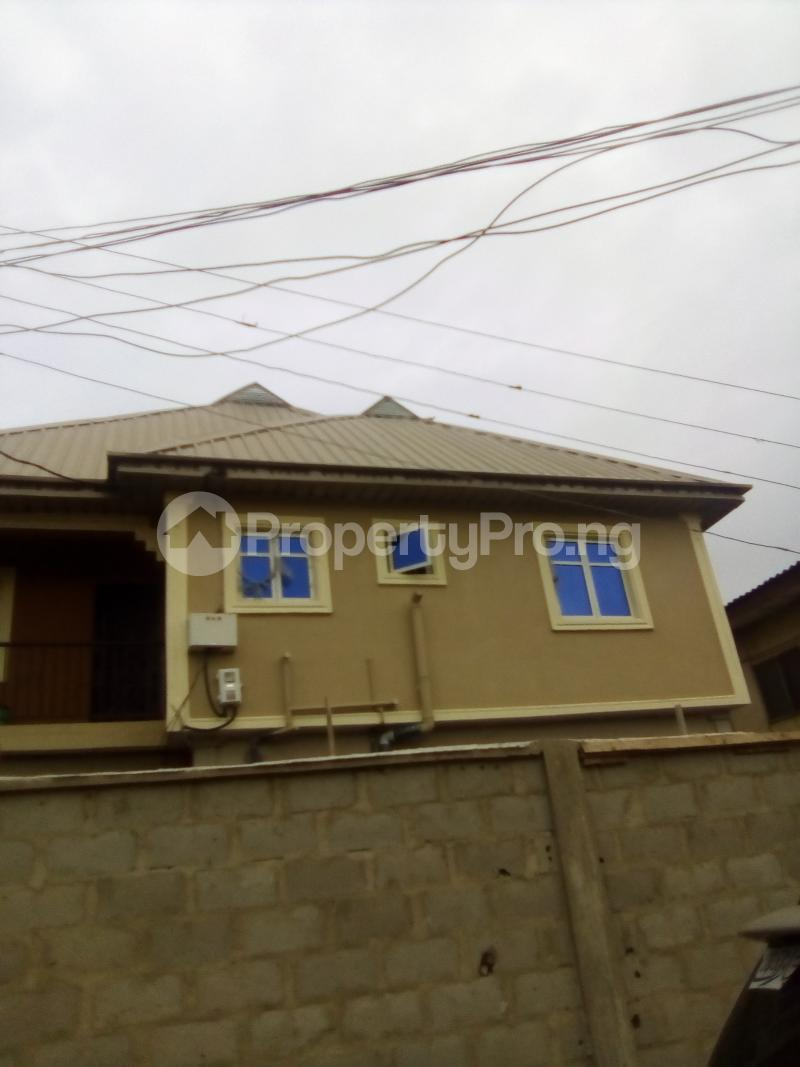 1 bedroom mini flat  Self Contain Flat / Apartment for rent Off Anthony obey st Airport Road Oshodi Lagos - 1