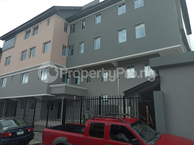 4 bedroom Office Space Commercial Property for rent Bornu way off Herbert macculley Alagomeji Yaba Lagos - 0