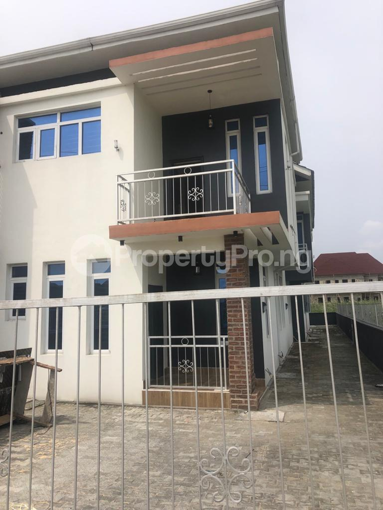 Semi Detached Duplex for sale Amity Sangotedo Ajah Lagos - 0