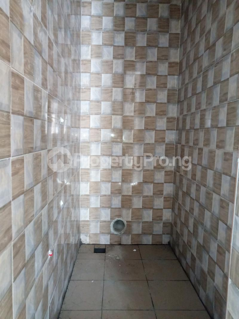 1 bedroom Self Contain for rent Onike Sabo Yaba Lagos - 1