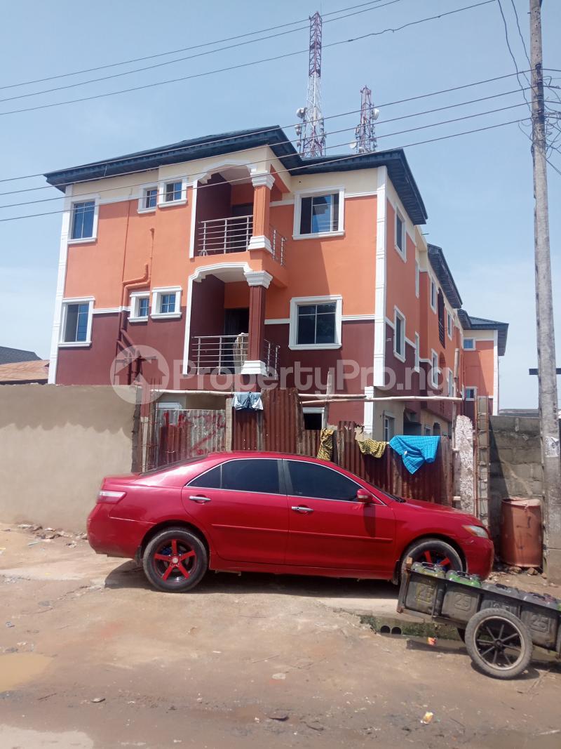 1 bedroom Self Contain for rent Off Apapa Road Ebute Metta West Costain Ebute Metta Yaba Lagos - 5