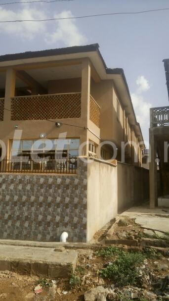 1 bedroom mini flat  Studio Apartment Flat / Apartment for rent ojokondo street Ibadan polytechnic/ University of Ibadan Ibadan Oyo - 0
