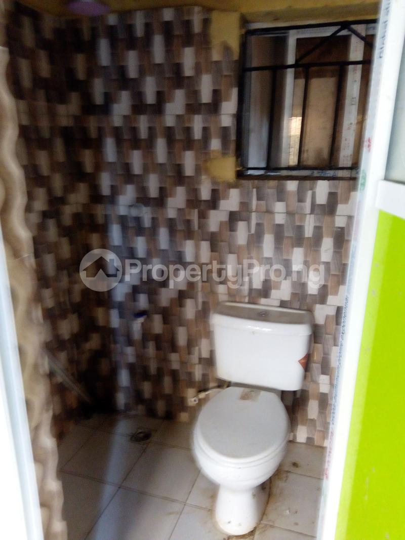 1 bedroom mini flat  Self Contain Flat / Apartment for rent Abdul street  Abule-Oja Yaba Lagos - 2
