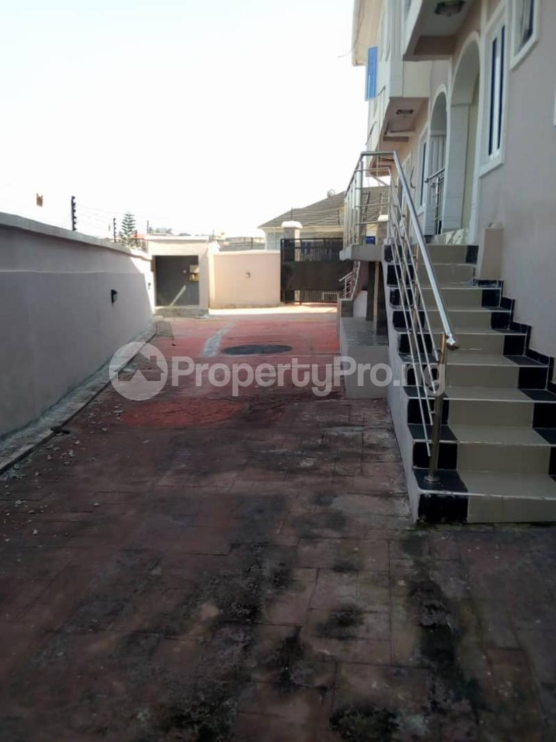 1 bedroom mini flat  Self Contain Flat / Apartment for rent Harmony estate Ogba off college road. Aguda(Ogba) Ogba Lagos - 5