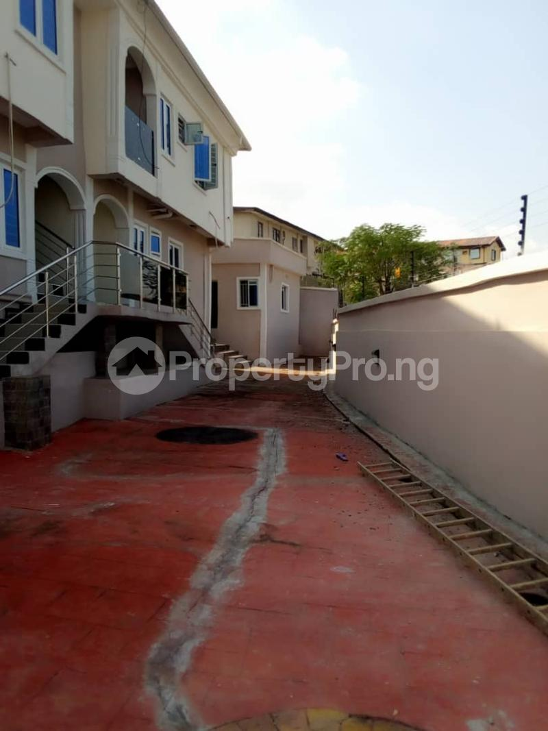 1 bedroom mini flat  Self Contain Flat / Apartment for rent Harmony estate Ogba off college road. Aguda(Ogba) Ogba Lagos - 1