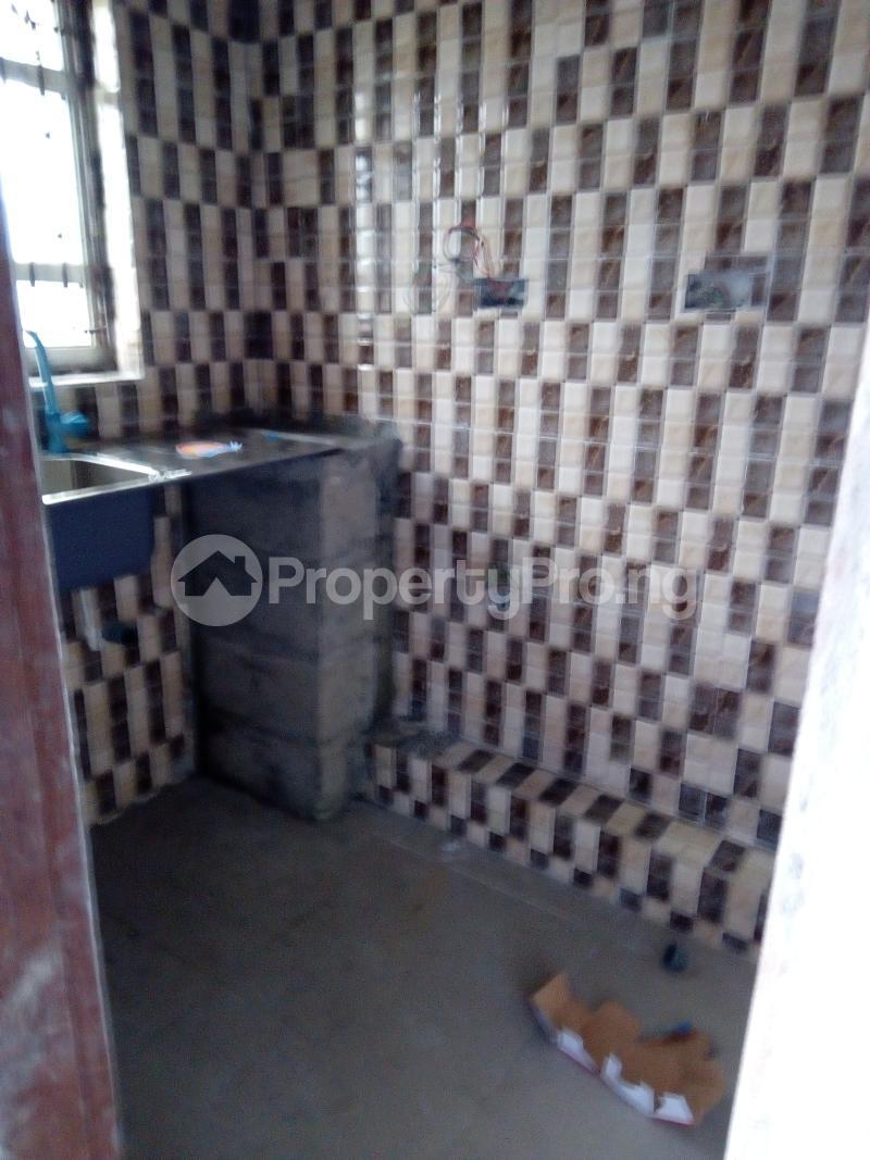 1 bedroom mini flat  Self Contain Flat / Apartment for rent Arobadade street Bariga Shomolu Lagos - 3