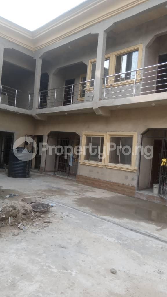 1 bedroom mini flat  Self Contain Flat / Apartment for rent Off ilaje road  Bariga Shomolu Lagos - 3