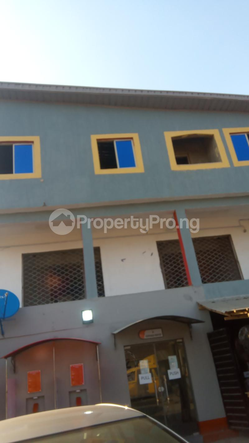 1 bedroom mini flat  Self Contain Flat / Apartment for sale Close to 3rd mainland bridge New garage Gbagada Lagos - 0