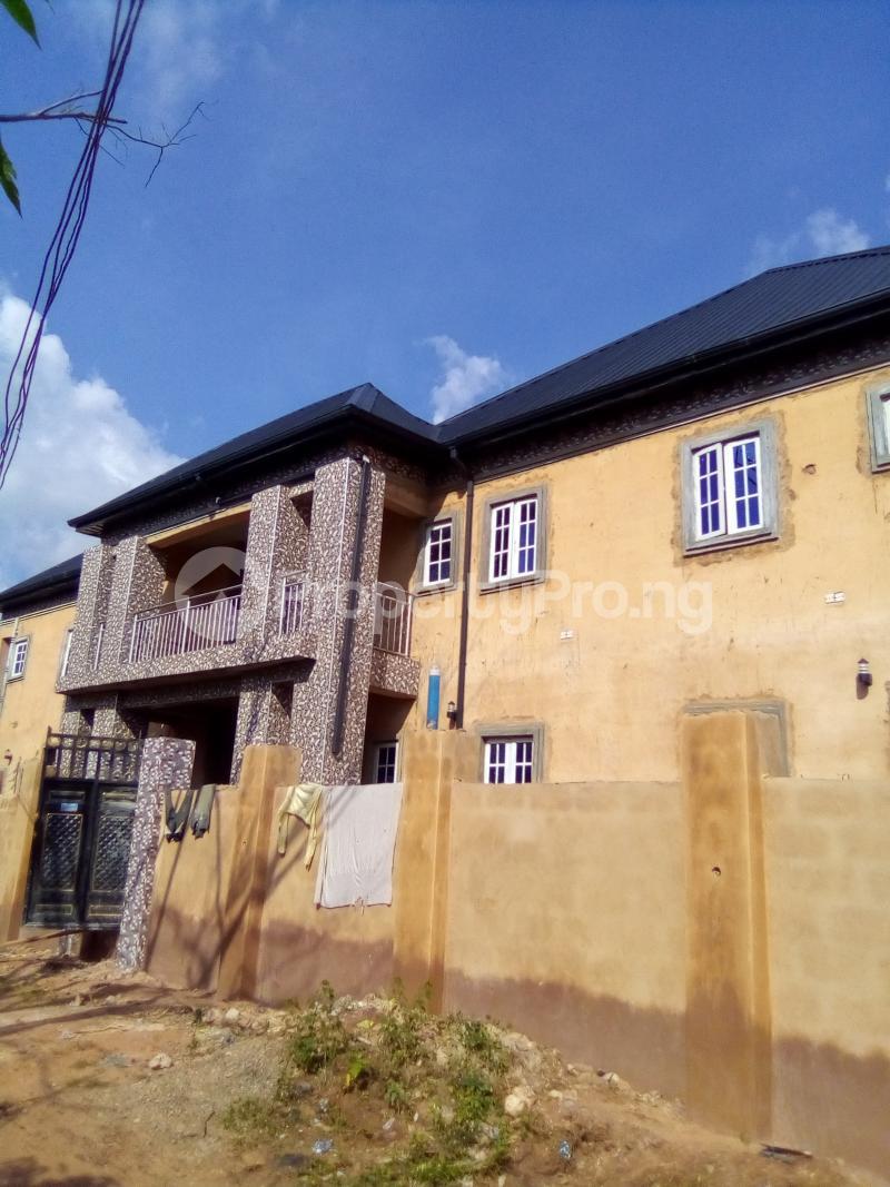 1 bedroom Self Contain for rent Near Aau Main Campus, Ekpoma Esan West Edo - 0